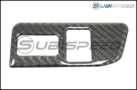 GCS Carbon Fiber Switch Overlay - 2013+ FR-S / BRZ / 86