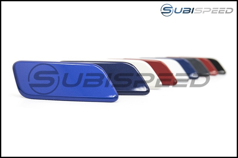Subaru OEM JDM Bumper Washer Covers