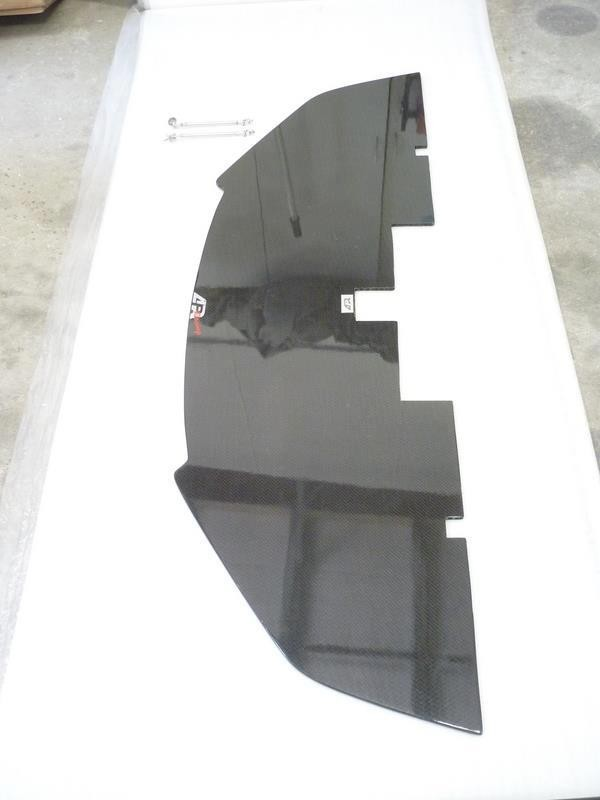 APR Front Splitter