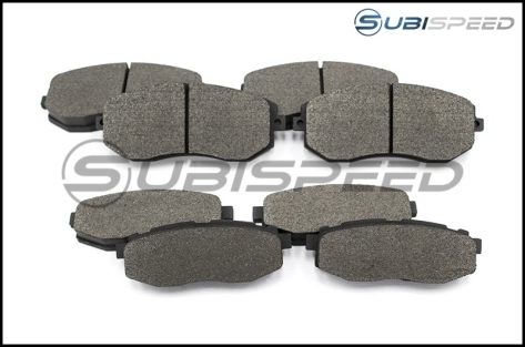 Carbotech 1521 Brake Pads - 2013+ FR-S / BRZ / 86
