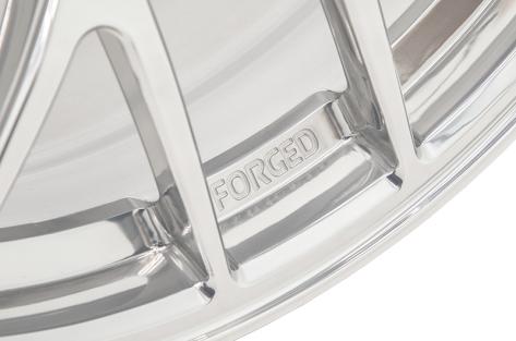 Apex Race Parts 18x9.5 +40 EC-7R Forged Polished - 2013+ FR-S / BRZ / 86
