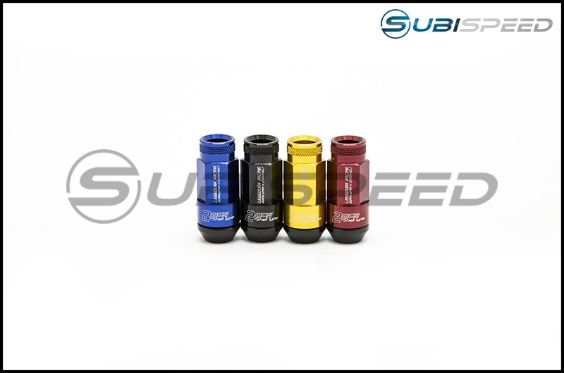 Project Kics Leggdura Racing Shell Type Lug Nut 53mm