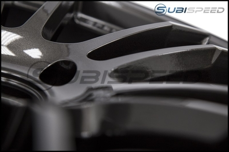 Gram Lights 57XTC 18x9.5 +38 Super Dark Gunmetal - 2013+ FR-S / BRZ / 86 / 2014+ Forester