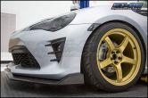 Carbon Reproductions TM Style Carbon Fiber Front Lip - 2017+ 86