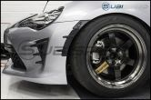 TRD Front and Rear Bumper Aero Turbulator - 2013+ FR-S / BRZ / 86