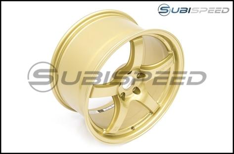 Rays Gram Lights 57CR E8 Gold 18x9.5 +38 - 2013+ FR-S / BRZ / 86 / 2014+ Forester