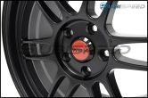 SubiSpeed Custom Enkei RPF1 Wheel Center Caps - 2015+ WRX / 2015+ STI / 2013+ BRZ / 2014+ Forester