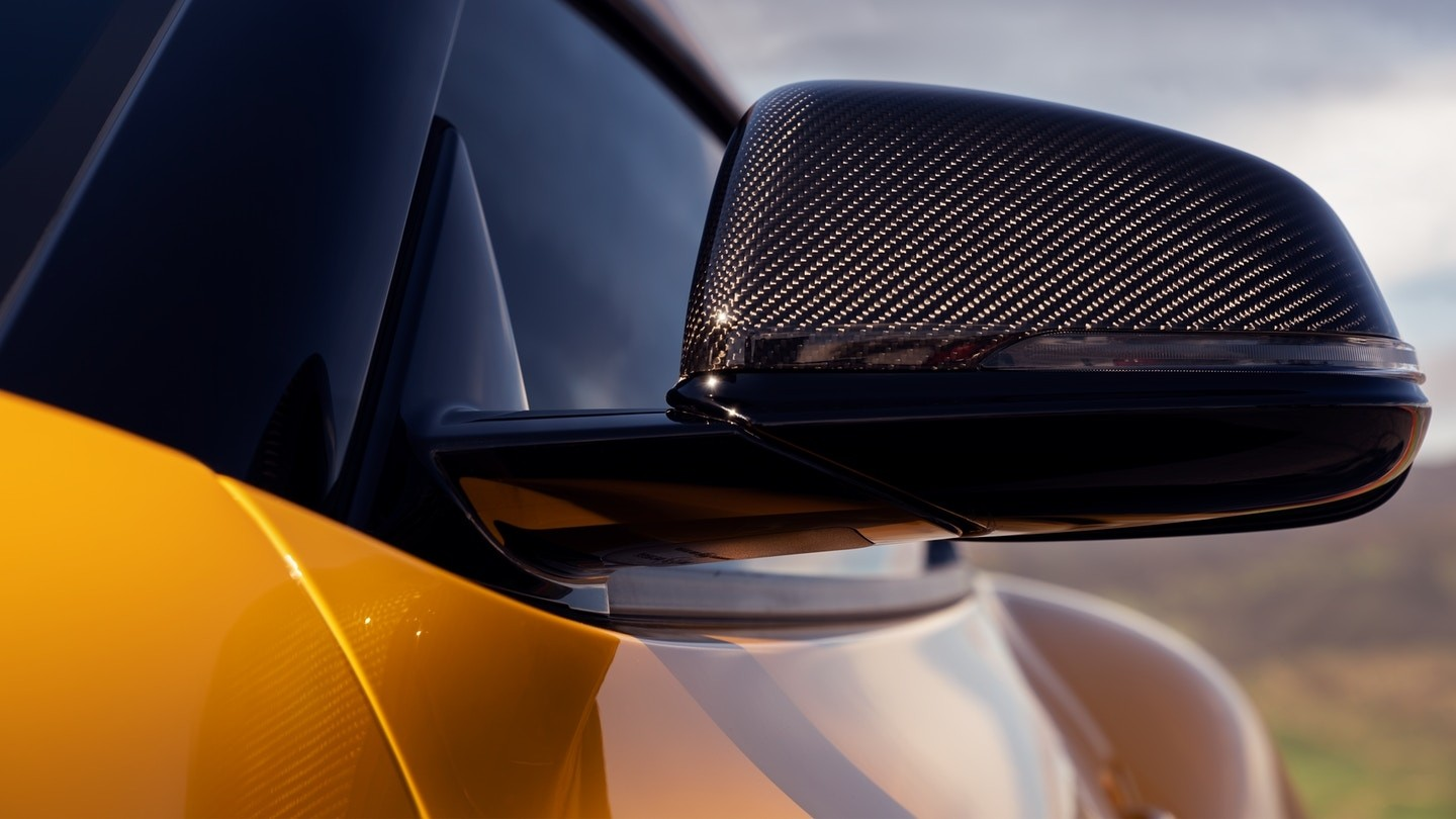 Toyota TRD Carbon Fiber Mirror Covers