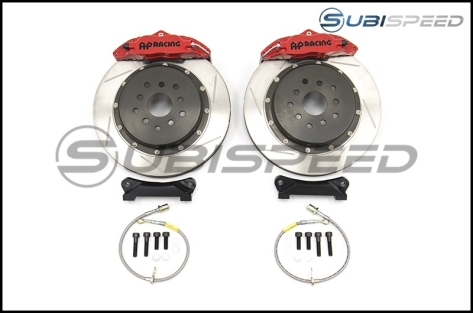 AP Racing Rear 4 Piston RT Big Brake Kit by Stillen