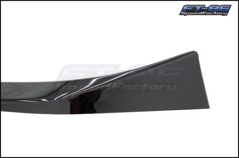 Maxton Design V1 Gloss Black Facelifted Front Lip - 2017+ 86