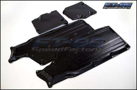 Toyota / Subaru JDM 86 Aero Underpanels - 2013+ FR-S / BRZ / 86