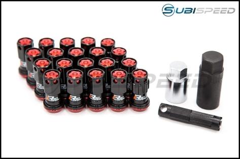 Project Kics R40 Iconix With Aluminum Cap and Locks - Universal
