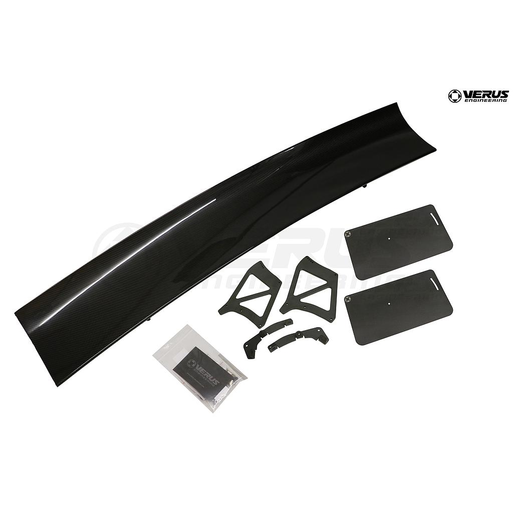 Verus Engineering UCW Rear Wing Kit w/ Carbon Endplates