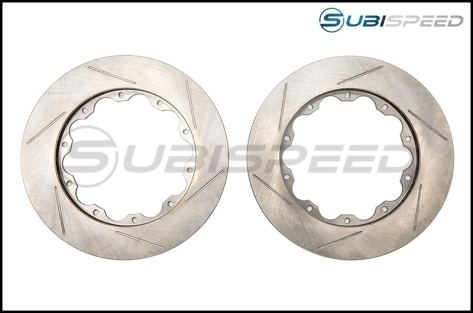 StopTech Front Aero Rotor Slotted 328x28m - Universal