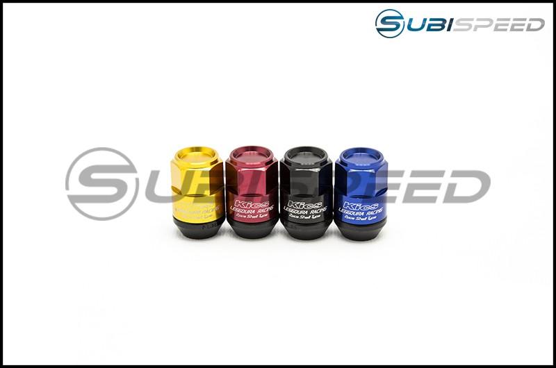 Project Kics Leggdura Racing Shell Type Lug Nut 35mm (Closed-End)