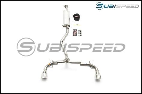 Borla Stainless Steel Cat Back Exhaust - 2013+ FR-S / BRZ
