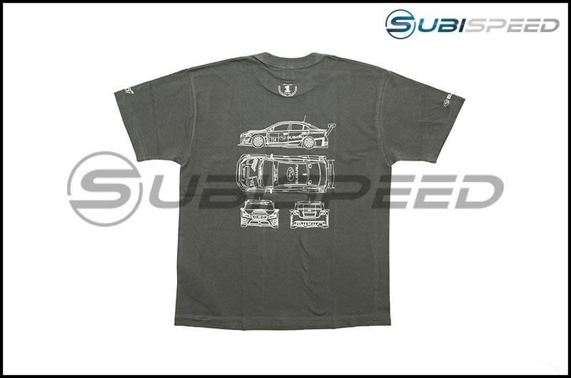 Subaru LIMITED EDITION NBR Challenge Profile T-Shirt
