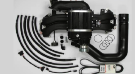 Sprintex 210 Twin Screw Supercharger - 2013+ FR-S / BRZ / 86